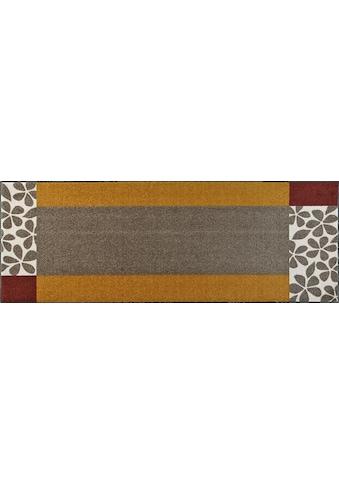 wash+dry by Kleen-Tex Läufer »Florita«, rechteckig, 7 mm Höhe, In- und Outdoor... kaufen