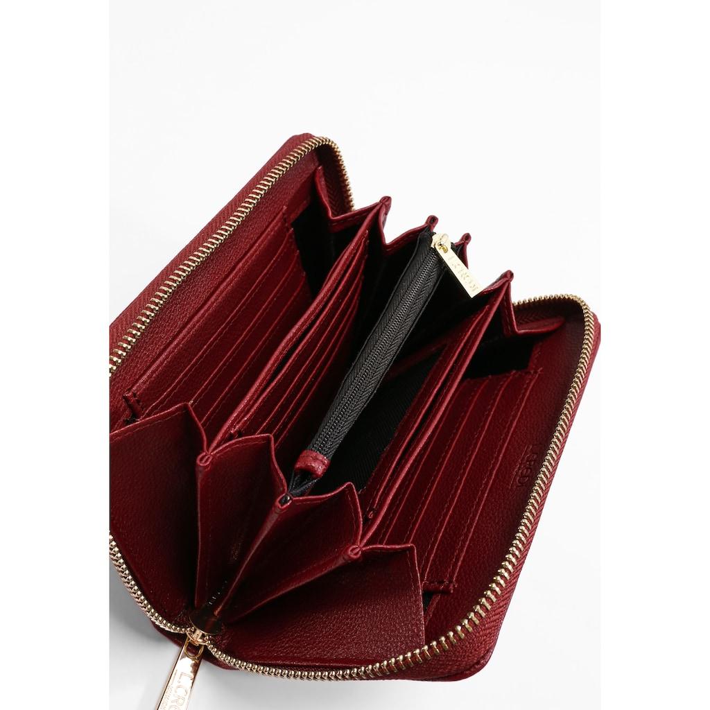 L. CREDI Geldbörse »Margarete Geldbörse«