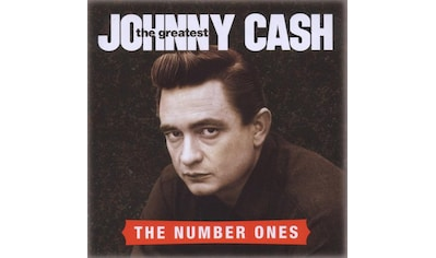 Musik - CD The Greatest: The Number Ones / Cash,Johnny, (1 CD) kaufen