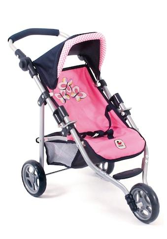 CHIC2000 Puppenbuggy »Lola, Pink Checker« kaufen