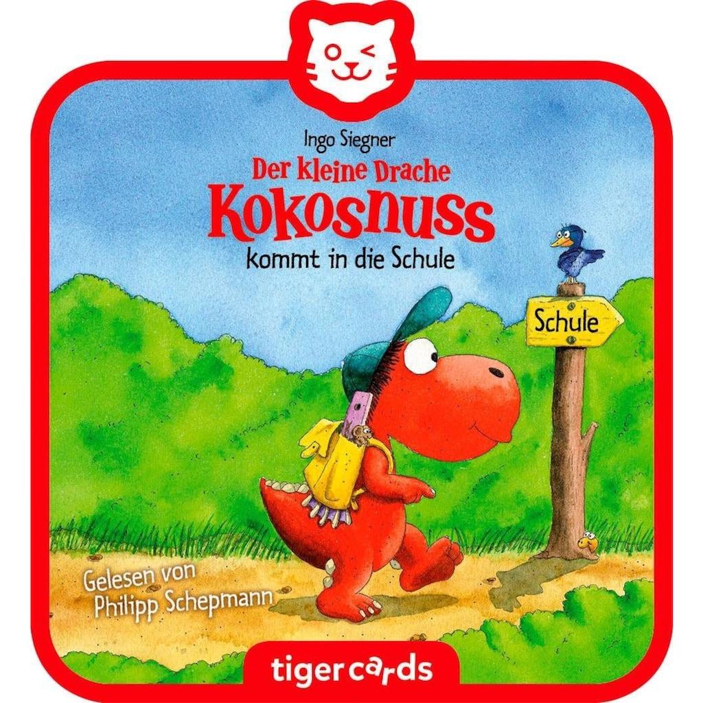 tigerbox Hörspiel, »Kommt in die Schule«