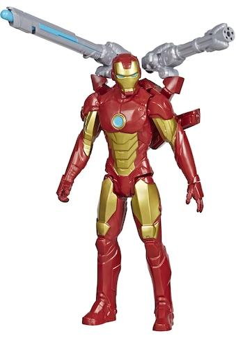 Hasbro Actionfigur »Marvel Avengers: Titan Hero Serie Blast Gear Iron Man«, mit... kaufen
