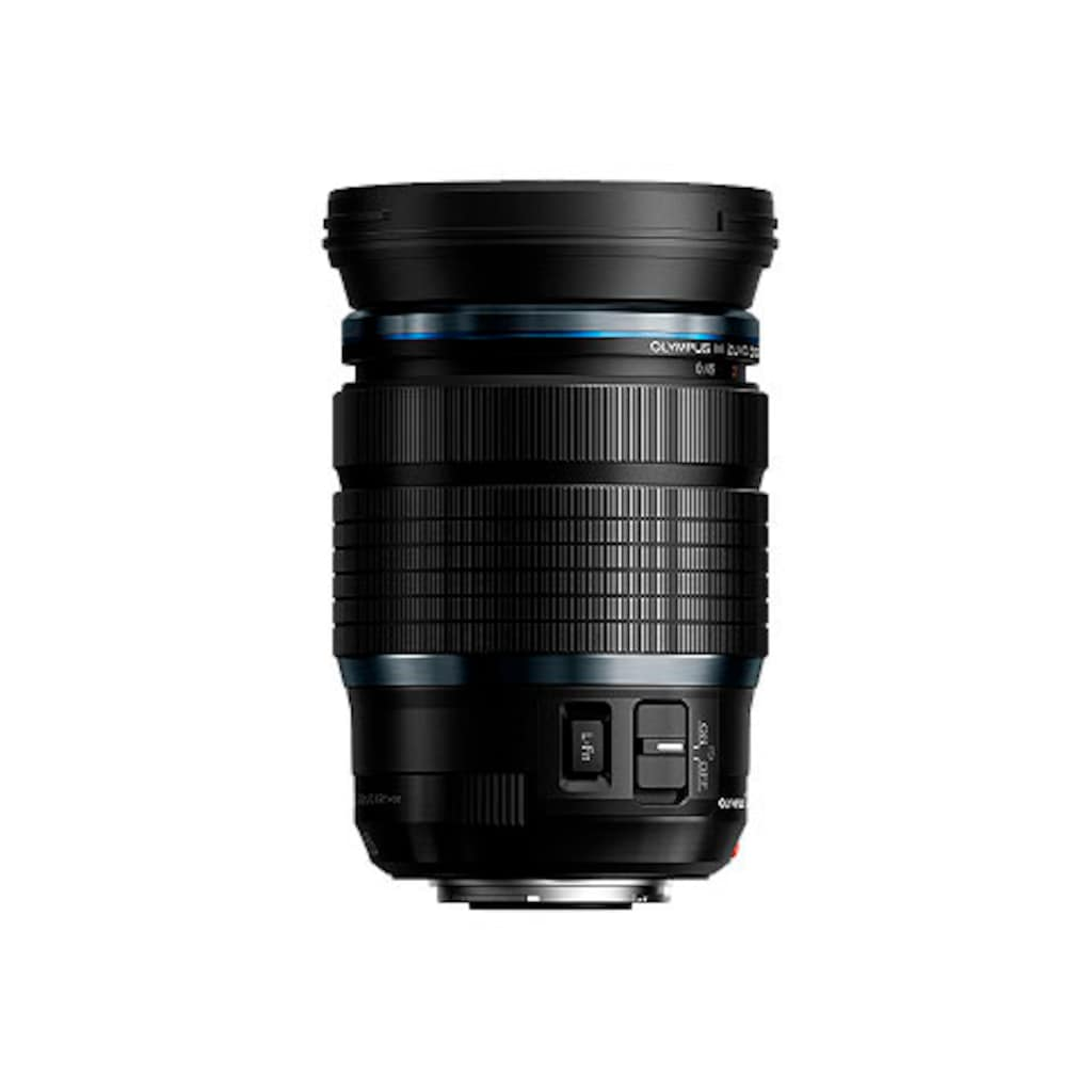 Olympus Spiegelreflexkamera »E-M1 Mark III 12-100mm Kit blk/blk«, 21,8 MP, WLAN (WiFi)-Bluetooth