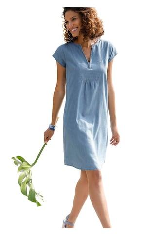 Casual Looks Jeanskleid »Tunika-Kleid« kaufen