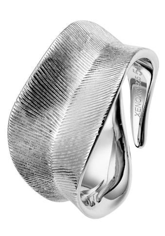 XENOX Silberring »LEAF, XS1893/52, XS1893/54, XS1893/56, XS1893/58« kaufen