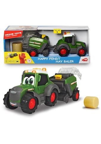 """Dickie Toys Spielzeug - Traktor """"Happy SeriesFendt Hay Baler Fendt"""" kaufen"""