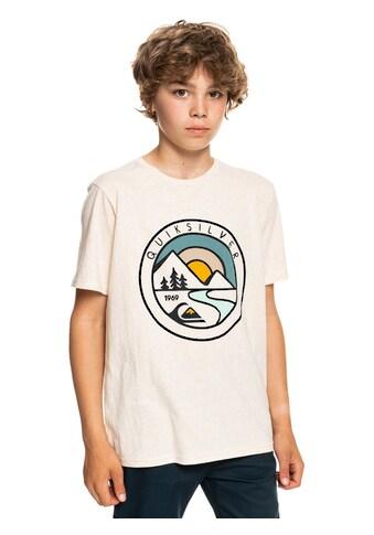 Quiksilver Kapuzenshirt »Mountain View« kaufen