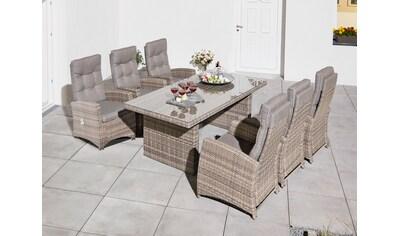 KONIFERA Gartenmöbelset »Monte - Carlo« kaufen