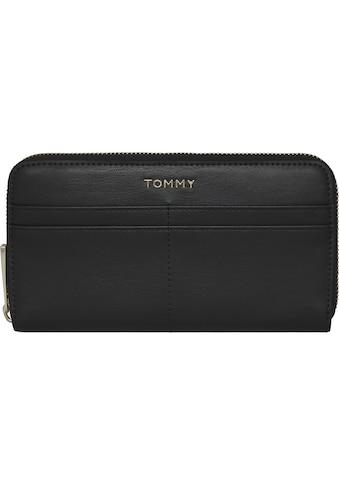 TOMMY HILFIGER Geldbörse »ICONIC TOMMY LARGE ZA« kaufen