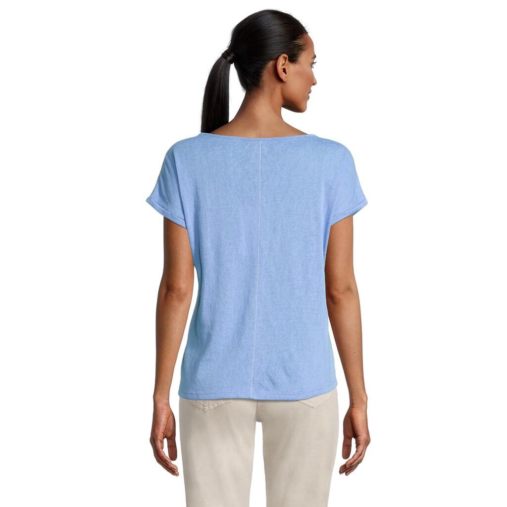 Betty Barclay Kurzarmshirt »mit Placement«