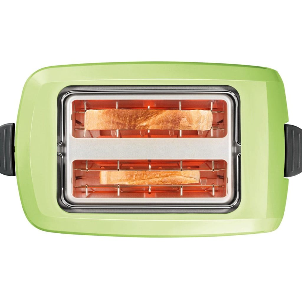 BOSCH Toaster »TAT3A016«, 2 kurze Schlitze, für 2 Scheiben, 980 W