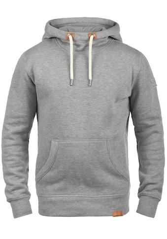 Solid Hoodie »TripTall«, Kapuzensweatshirt mit hochabschließendem Kragen kaufen
