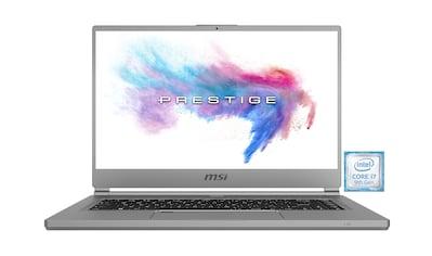 "MSI P65 9SE - 1450 Creator Notebook »39,6 cm (15,6"") Intel Core i7, 512 GB, 16 GB« kaufen"
