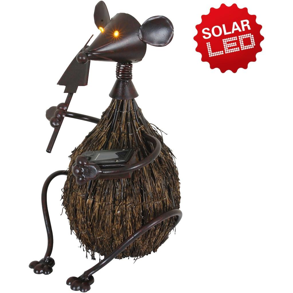 näve LED Gartenleuchte, LED-Board, Extra-Warmweiß