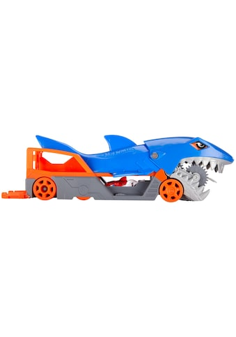 Hot Wheels Spielzeug-Transporter »Hungriger Hai-Transporter« kaufen