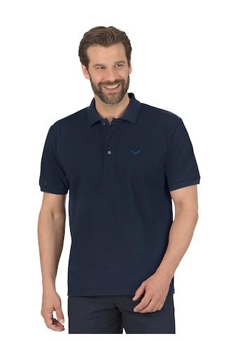 Trigema Poloshirt in Piqué-Qualität kaufen