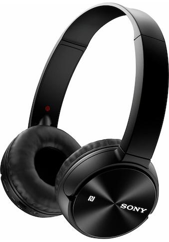 Sony »MDRZX330BT.CE7« On - Ear - Kopfhörer kaufen