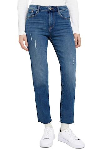 TOM TAILOR Slim-fit-Jeans, im Used-Look kaufen