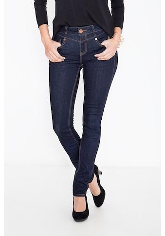 ATT Jeans 5-Pocket-Jeans »Zoe«, mit Passennaht vorne, Slim Fit kaufen