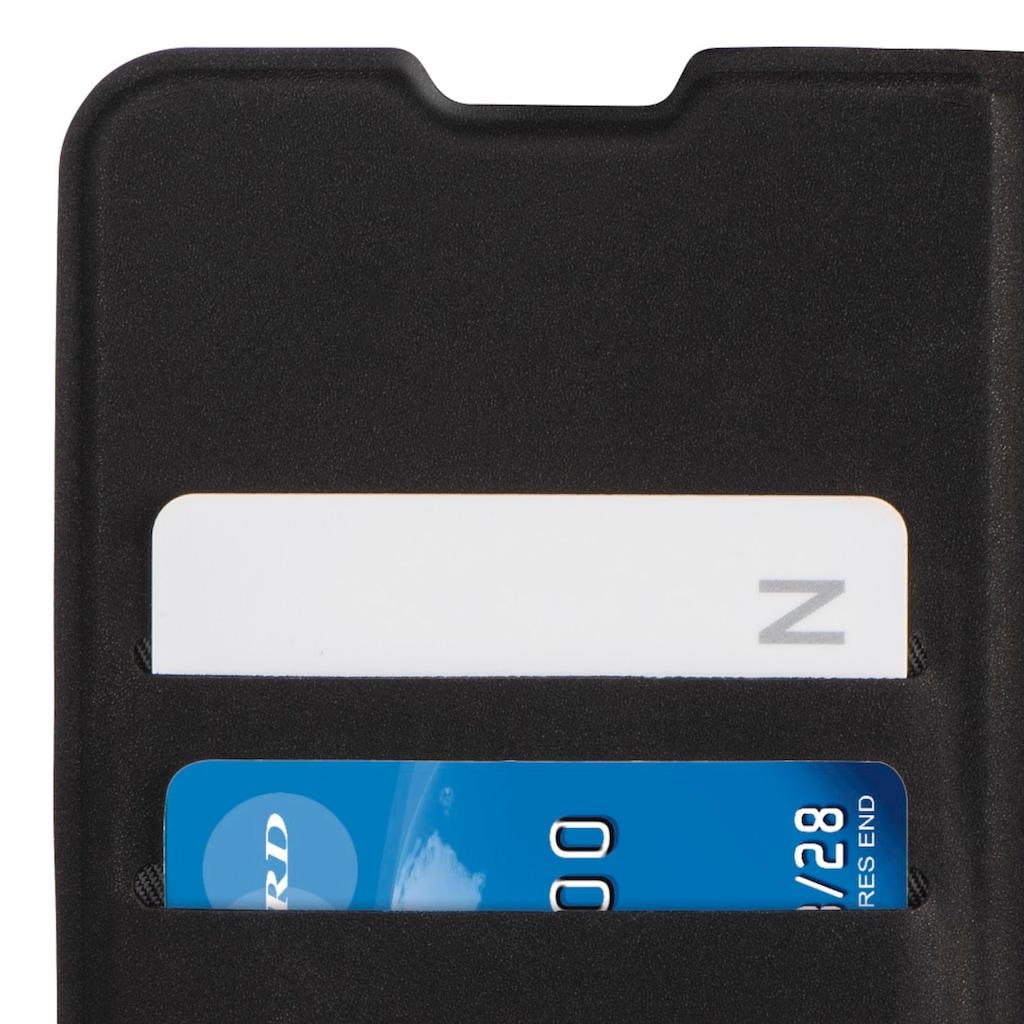 """Hama Smartphone-Hülle »Smartphone-Booklet Tasche«, """"Slim Pro"""" für Samsung Galaxy A52, Schwarz"""