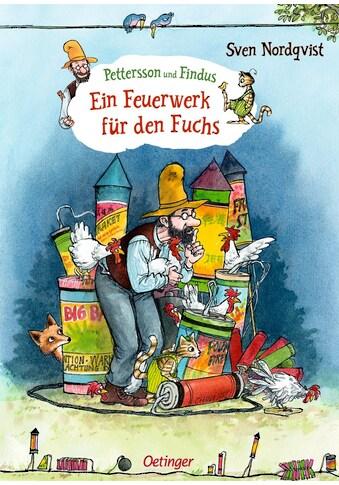 Buch »Ein Feuerwerk für den Fuchs / Sven Nordqvist, Sven Nordqvist, Angelika Kutsch« kaufen