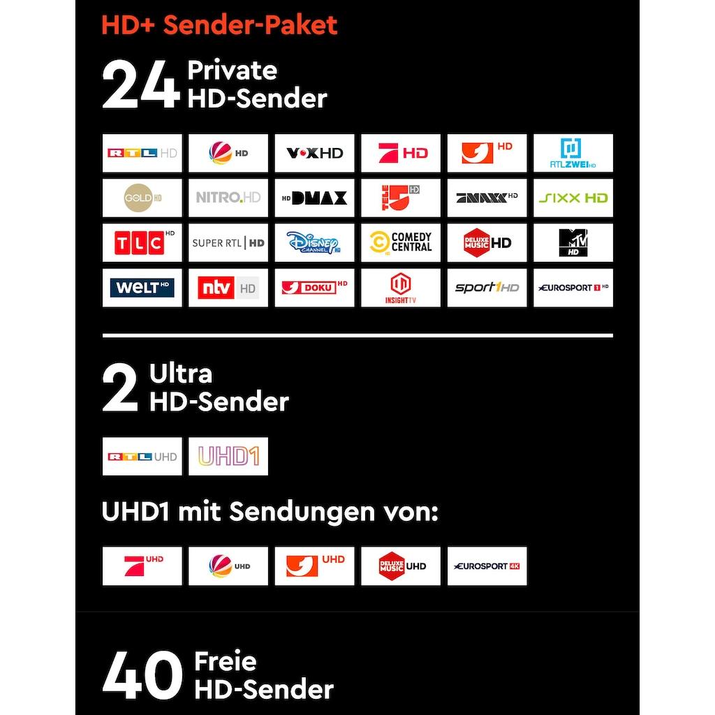 HD Plus HD+-Modul »HD+ Sender-Paket für 6 Monate«, nur für Satellit