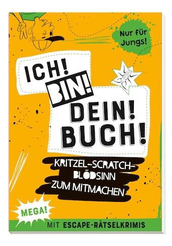 Buch »Ich! Bin! Dein! Buch! / Lotta Drügemöller« kaufen
