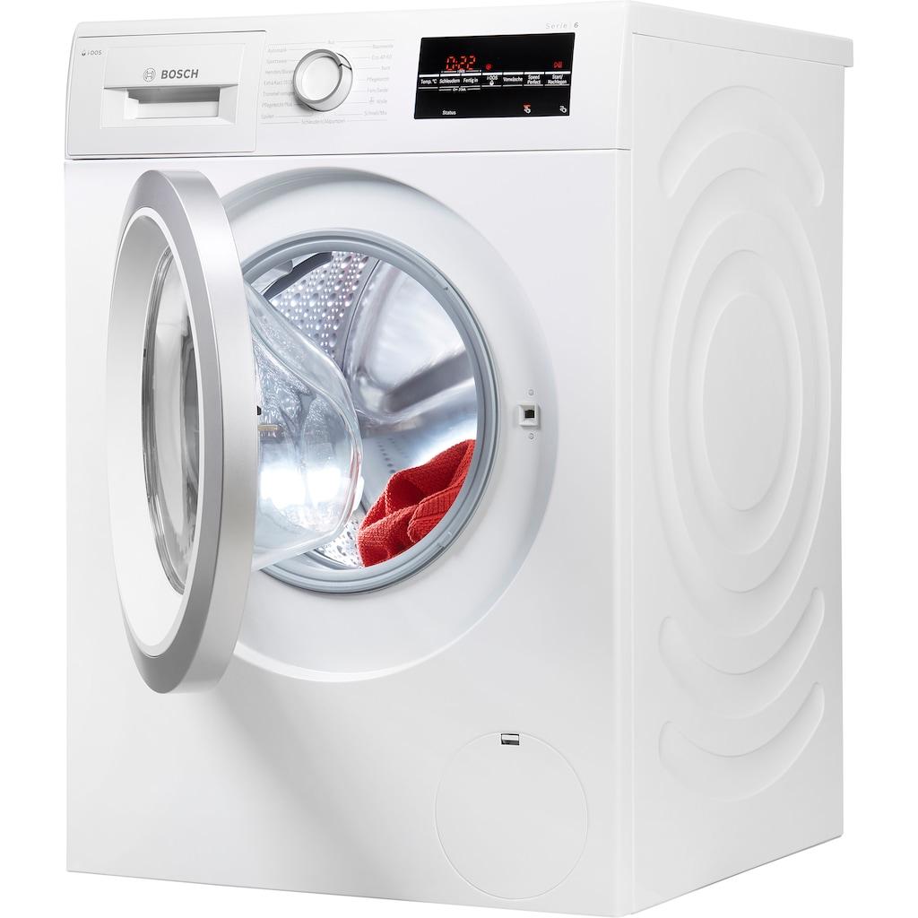 BOSCH Waschmaschine »WAU28S70«, 6, WAU28S70