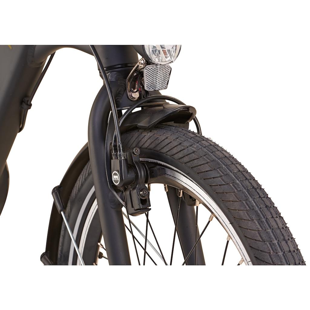 """Prophete E-Bike »URBANICER City E-Bike 20""""«, 7 Gang, Shimano, Mittelmotor 250 W"""