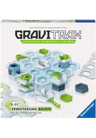 Ravensburger Kugelbahn-Bausatz »GraviTrax® Erweiterung Bauen«, Made in Europe, FSC® -... kaufen