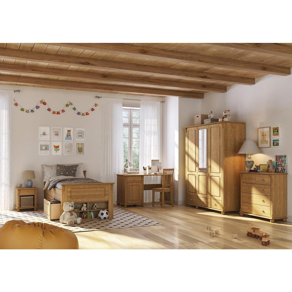 Home affaire Massivholzbett »Tessin«