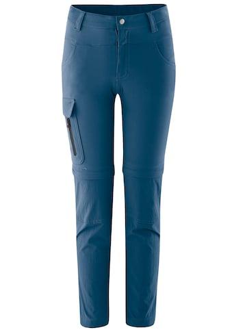 Maier Sports Funktionshose »Lucagrow Zip«, Elastische, mitwachsende Zipp-off-Hose für... kaufen