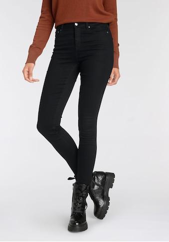 Tamaris High-waist-Jeans, im Five-Pocket-Style - NEUE KOLLEKTION kaufen