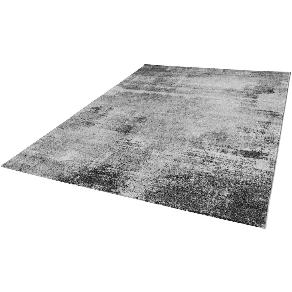 Andiamo Teppich »Luna«, rechteckig, 7 mm Höhe, Kurzflor, Wohnzimmer
