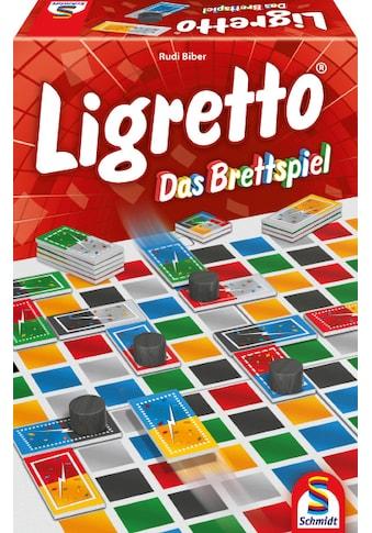 """Schmidt Spiele Spiel, """"Ligretto  -  Das Brettspiel"""" kaufen"""