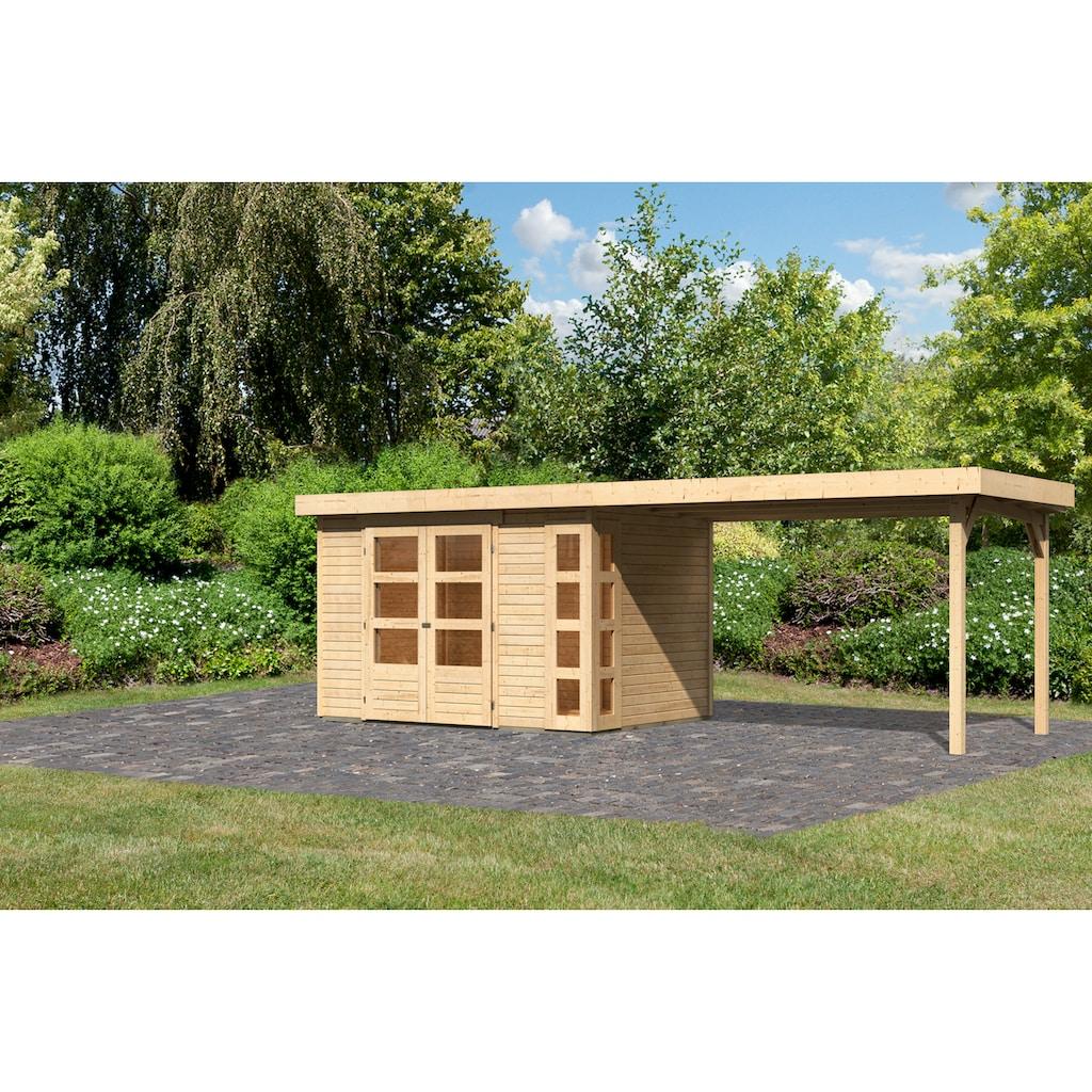 KONIFERA Gartenhaus »Nordsee 4«