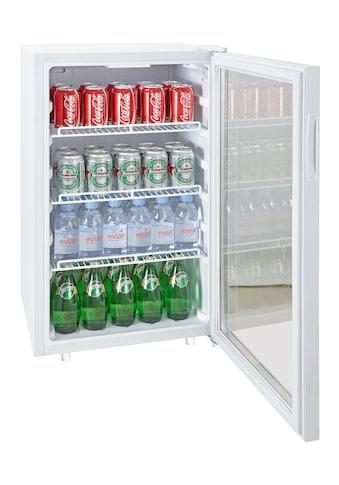 Silva Homeline Getränkekühlschrank »G-KS 1695«, Platz für 70 Dosen oder 44 Bierflaschen kaufen