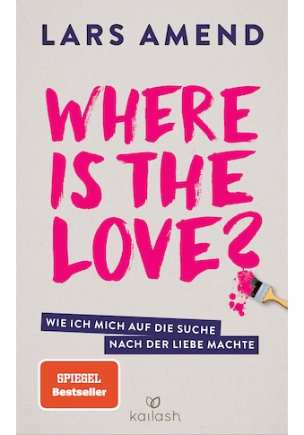 Buch »Where is the Love? / Lars Amend« kaufen