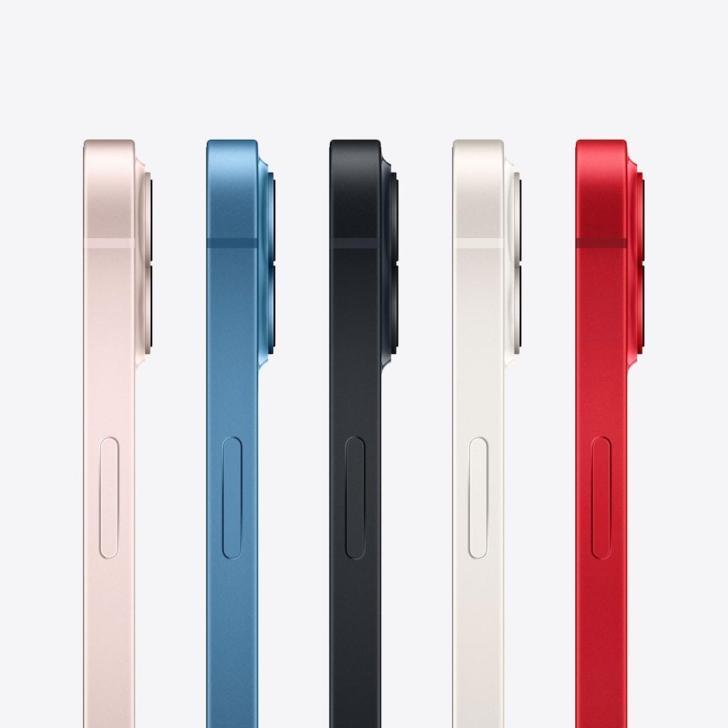 "Apple Smartphone »iPhone 13, 5G«, (15,4 cm/6,1 "", 256 GB Speicherplatz, 12 MP Kamera)"