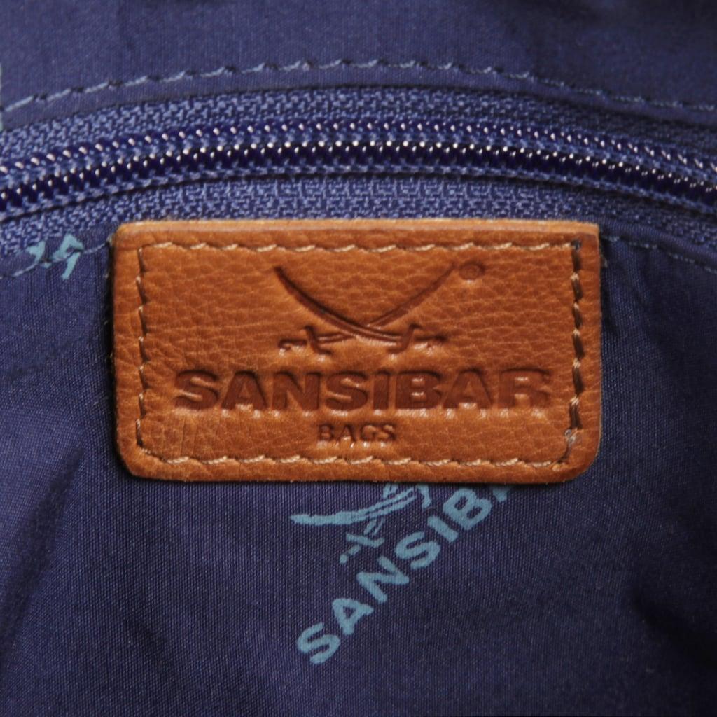 Sansibar Umhängetasche, besonders leicht