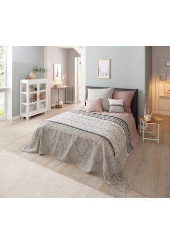 Home affaire Tagesdecke »Cremona«, auch als Tischdecke und Sofaüberwurf einsetzbar kaufen