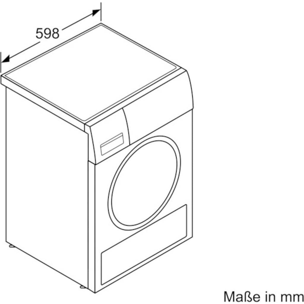 SIEMENS Wärmepumpentrockner »WT45HVA1«, iQ300, 8 kg