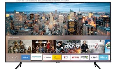 "Samsung QLED-Fernseher »GQ65Q60T«, 163 cm/65 "", 4K Ultra HD, Smart-TV kaufen"