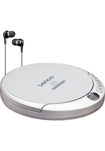 Lenco CD-Player »CD-201Sl«, Anti-Schock-Funktion kaufen