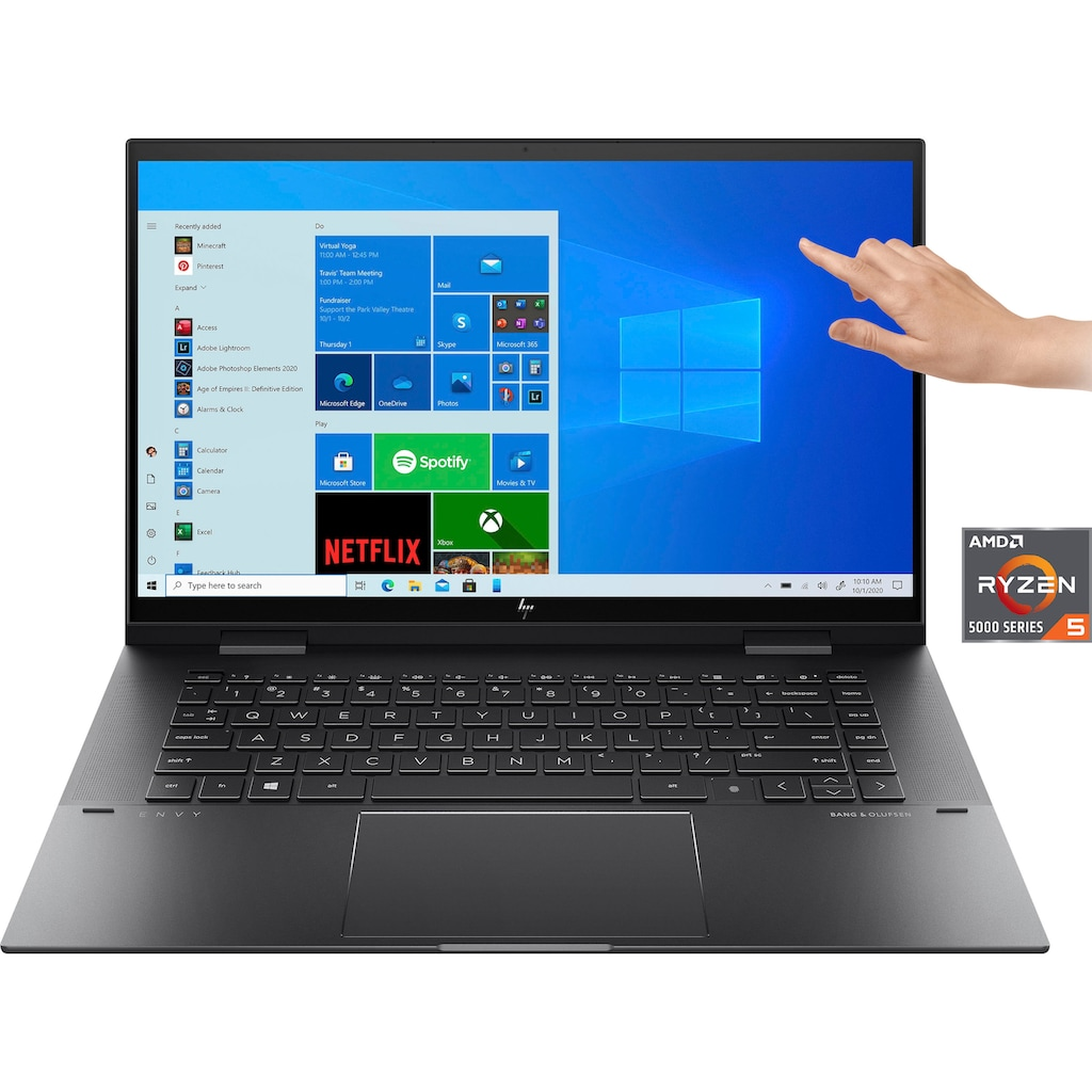 HP Convertible Notebook »ENVY x360 Convert 15-eu0257ng«, (1000 GB SSD)
