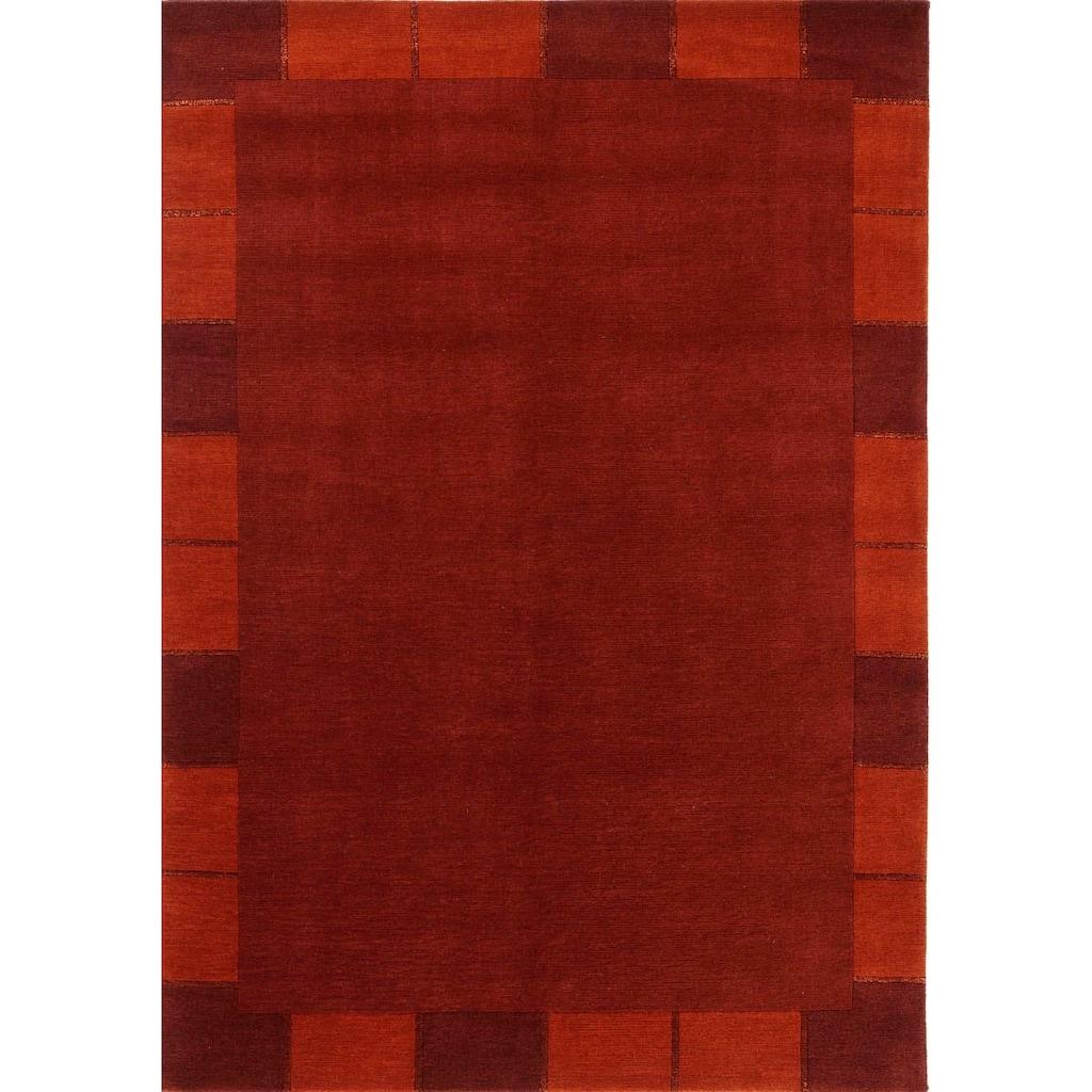 OCI DIE TEPPICHMARKE Teppich »Senat Silk 100«, rechteckig, 15 mm Höhe, handgeknüpft, Wohnzimmer