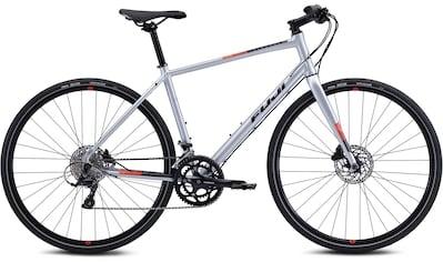 FUJI Bikes Fitnessbike »Absolute Disc 1.3«, 18 Gang, Shimano, Sora Schaltwerk, Kettenschaltung kaufen