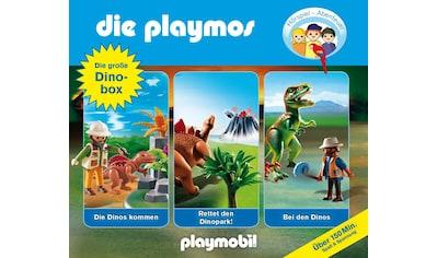 Musik - CD Die Grosse Dino - Box / Playmos,Die, (3 CD) kaufen