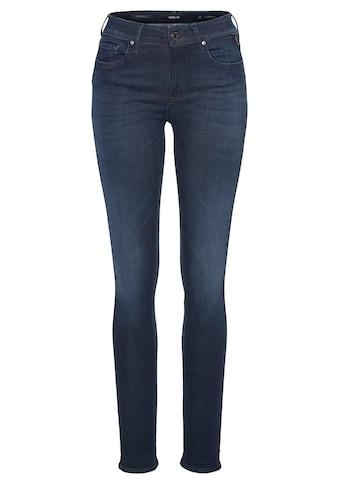 Replay Skinny - fit - Jeans »NEW LUZ HYPERFLEX CLOUDS« kaufen