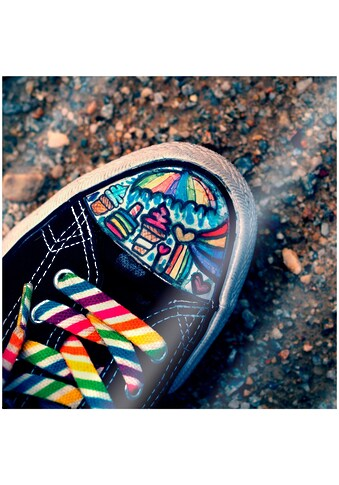 Art & Pleasure Acrylglasbild »Crazy sneaker«, Fashion kaufen